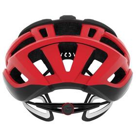 Giro Agilis Casque, matte black/bright red